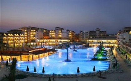 REVELION De Lux In Antalya - Turcia! Cumpara cuponul de 39 RON si platesti doar 489 euro/ persoana pentru 5 Nopti cazare ALL INCLUSIVE + Bilet De Avion + Taxe aeroport + Transfer aeroport-hotel! Plecare in data de 28.12.2012