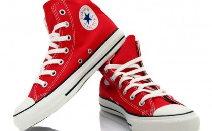 Ghete Model All Star, din panza, diverse culori, la 99 RON in loc de 240 RON. Marimi disponibile 36 - 44