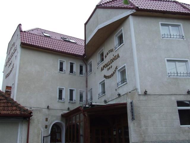 cazare la Hotel Apollonia