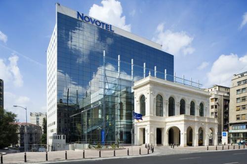cazare la Novotel - Corporati
