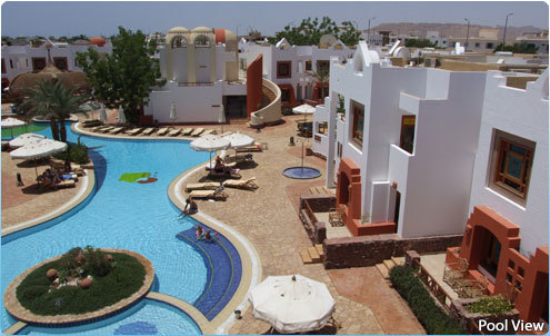 cazare la Sharm Inn Amarein