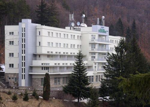 cazare la Grand Hotel Balvanyos