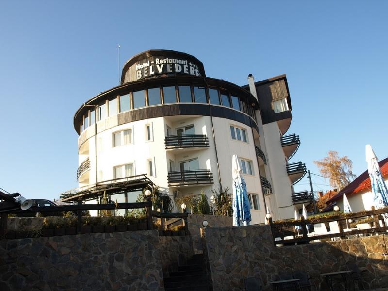cazare la Hotel Belvedere