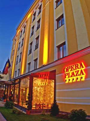 cazare la Opera Plaza