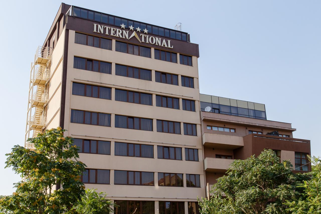 cazare la International Hotel