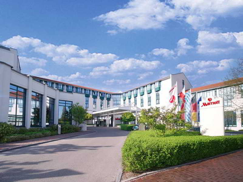 cazare la Marriott Hotel Munich Airport