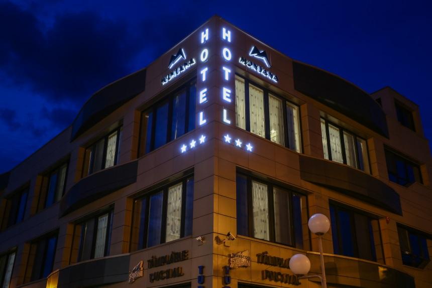 cazare la Hotel Montana