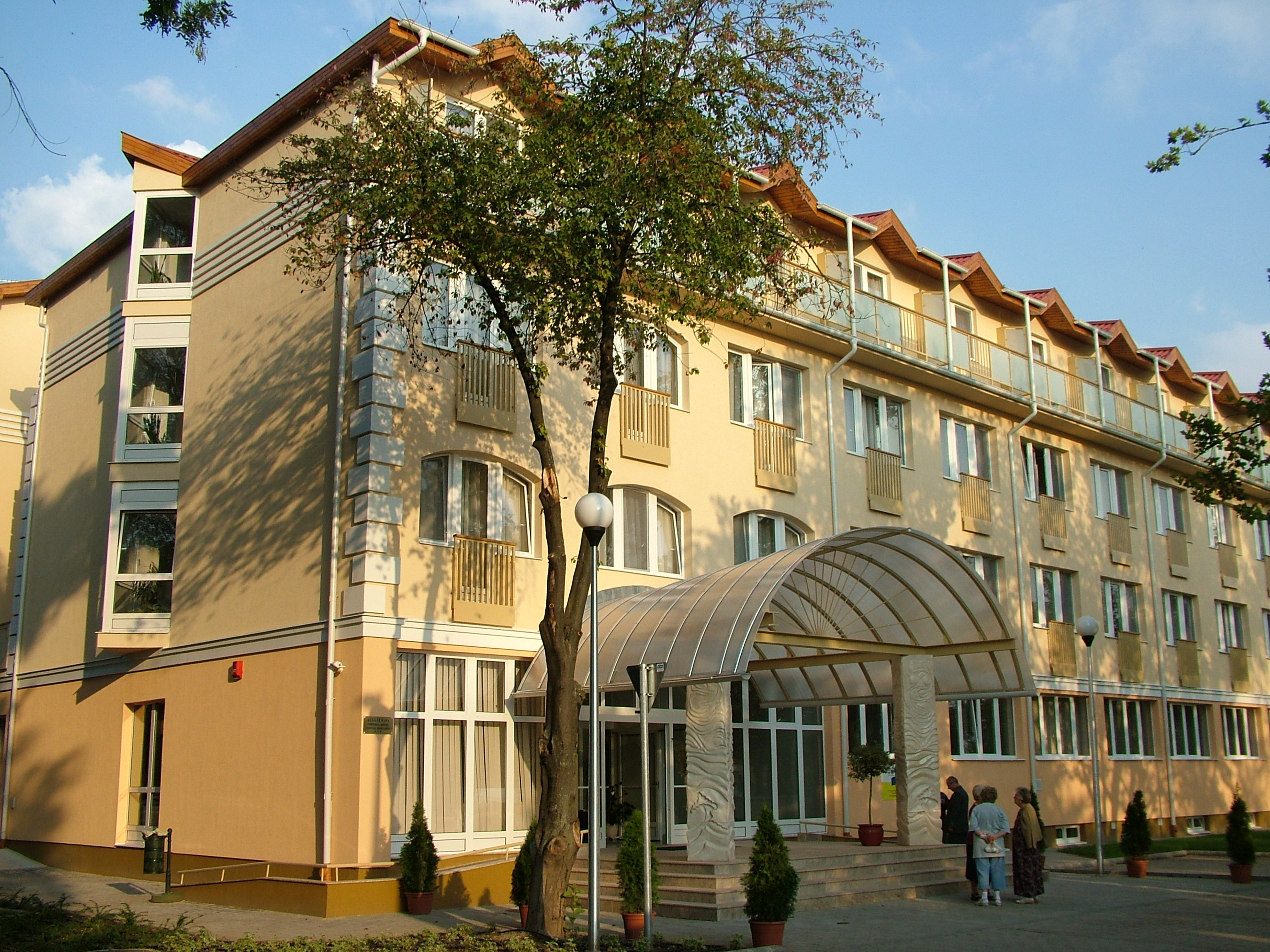 cazare la Hotel Hungarospa Thermal