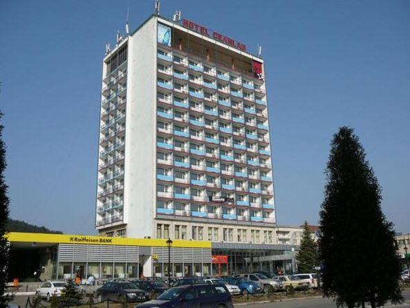 cazare la Hotel Ceahlau