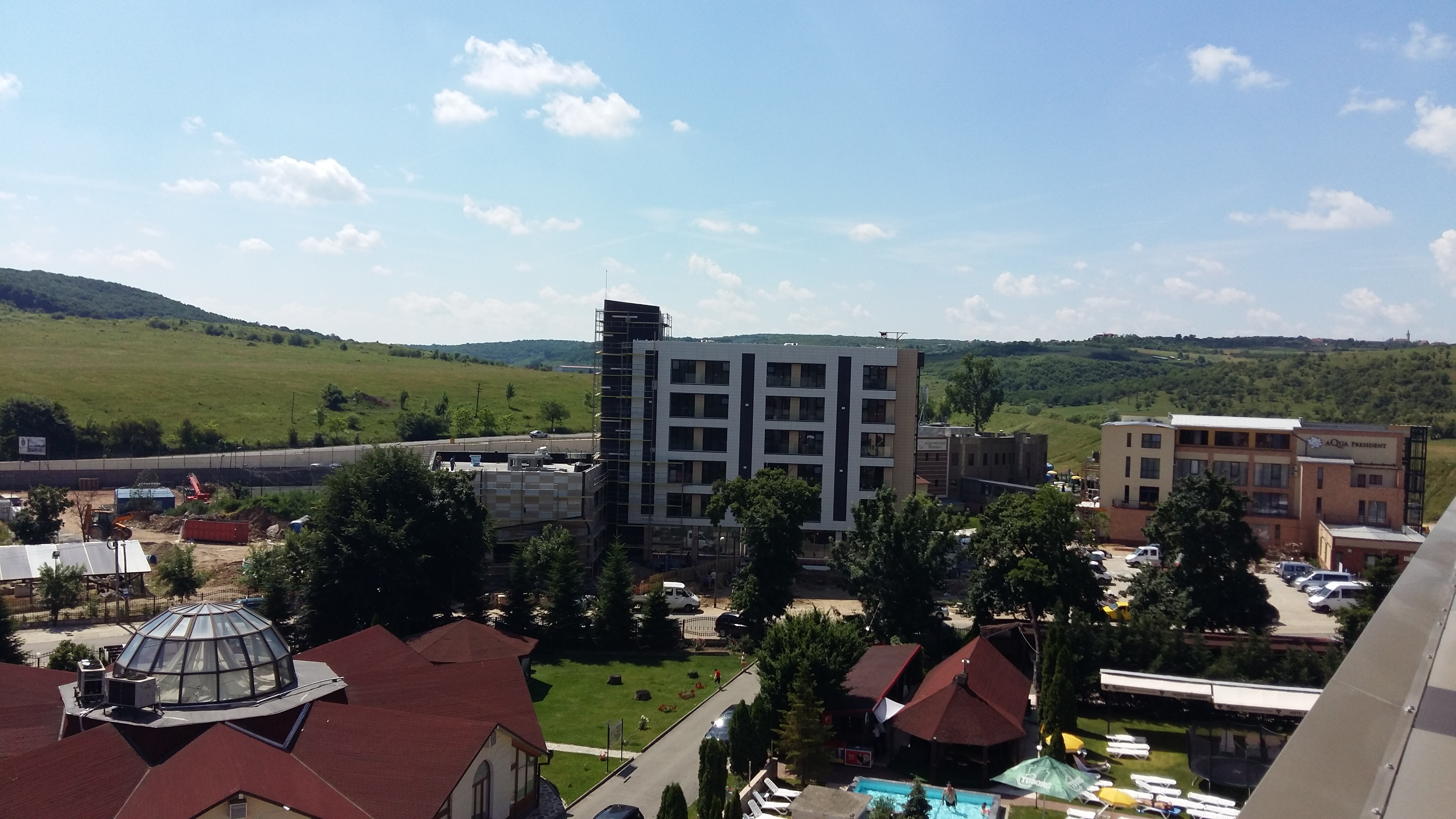 cazare la Hotel President Spa