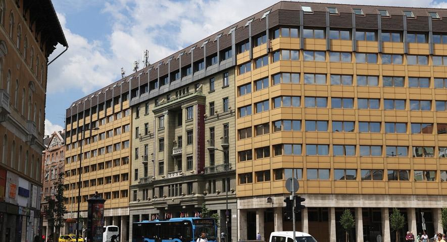 cazare la Hungaria City Center