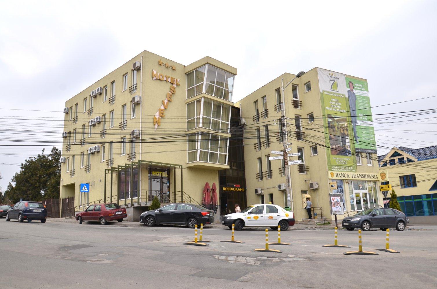 cazare la Seven Hotel