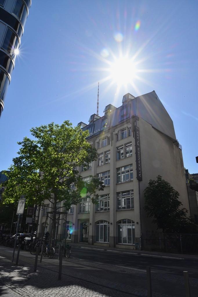 cazare la Hotel Alexander Plaza Berlin Mitte