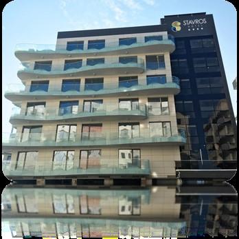 cazare la Hotel Stavros