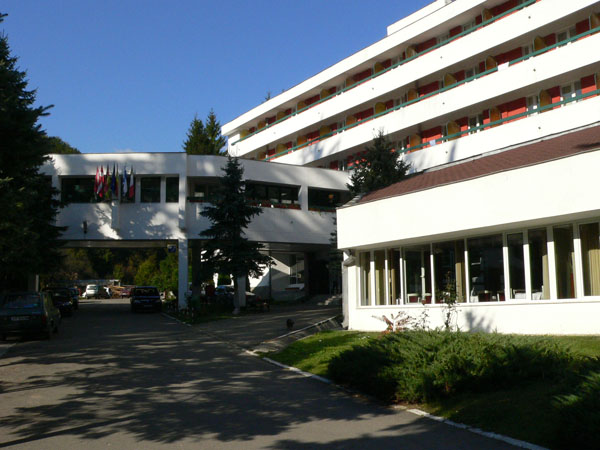 cazare la Hotel Moneasa