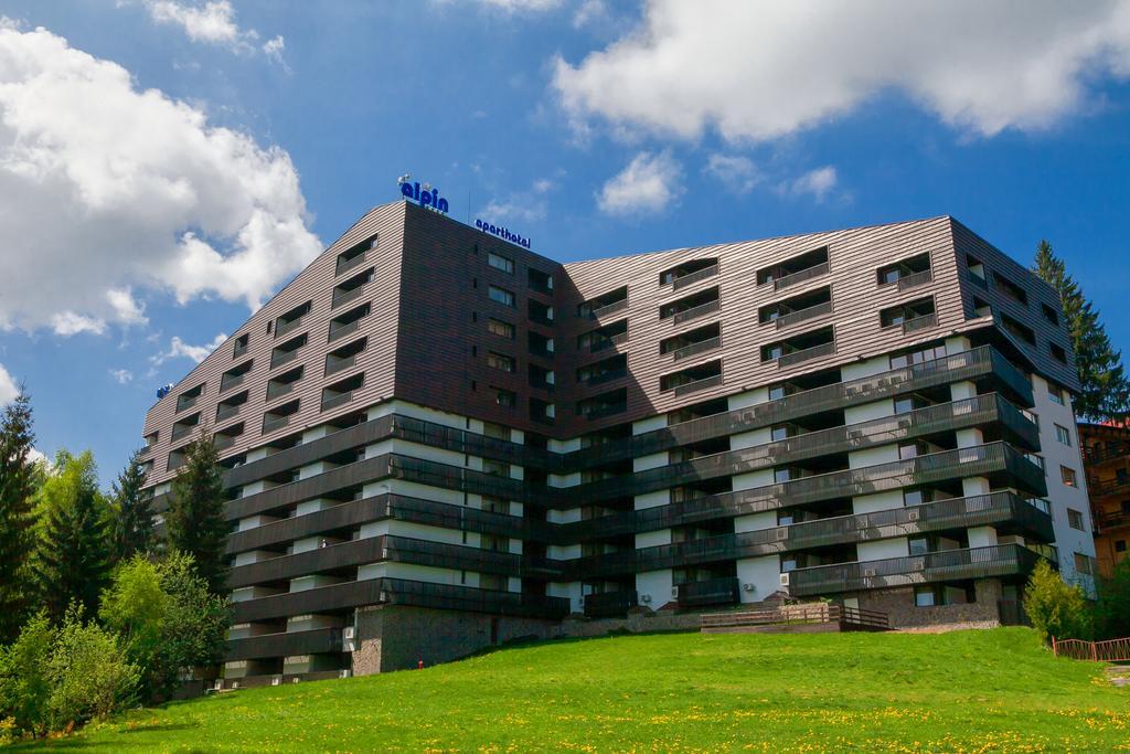 cazare la Hotel Alpin - Hotel Apartament Alpin