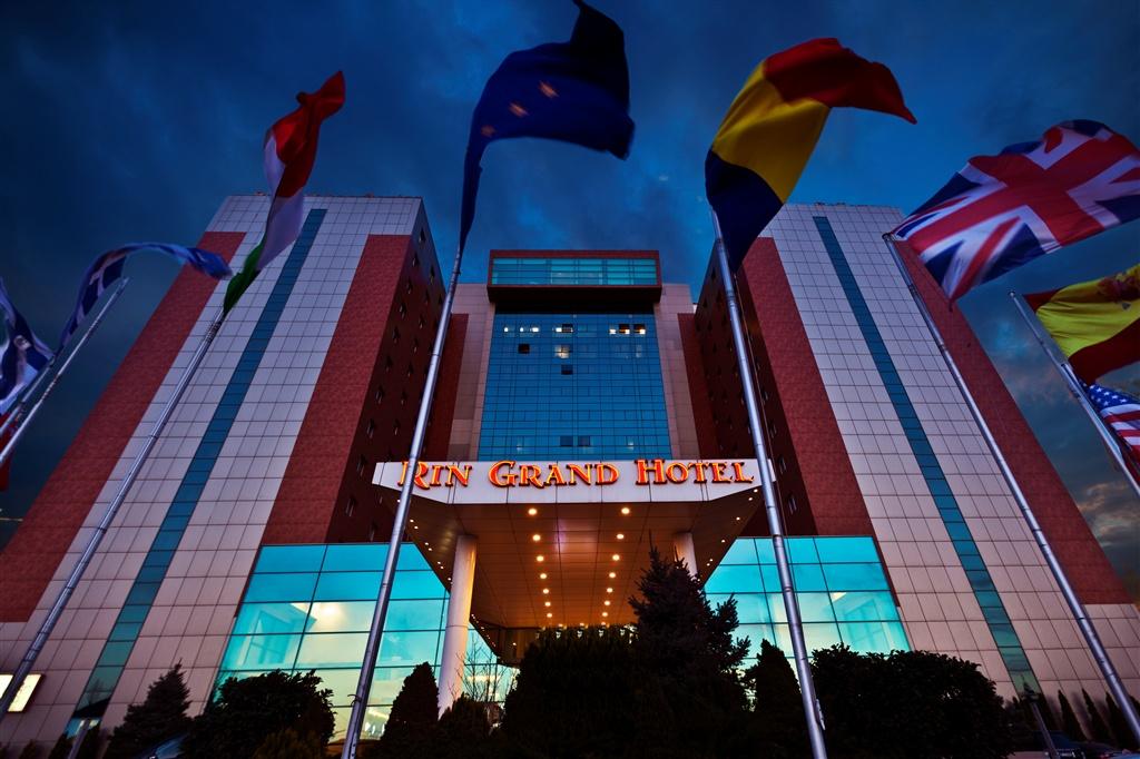 cazare la Rin Grand Hotel