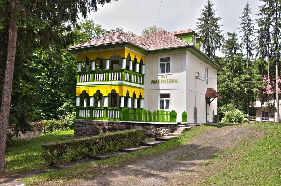 cazare la Vila Magdalena