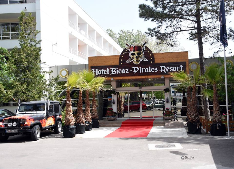 Bicaz Pirates Resort Mamaia