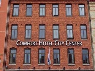 cazare la Comfort Hotel City Center
