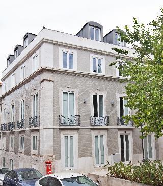 cazare la Lisbon Five Stars Apartments Combro 7