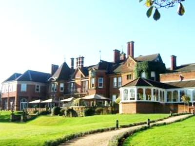 cazare la Best Western Premier Moor Hall