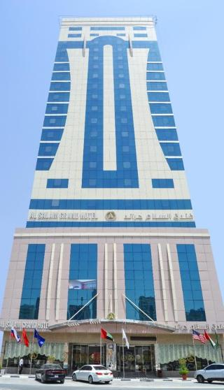 cazare la Al Salam Grand Hotel-sharjah