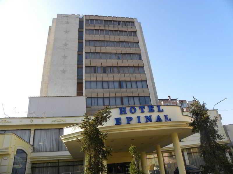 cazare la Epinal Hotel