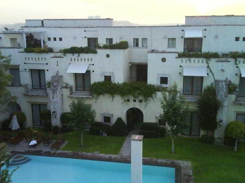 cazare la Doña Urraca Hotel & Spa Queretaro