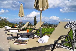 cazare la Luxury Villa In Corfu