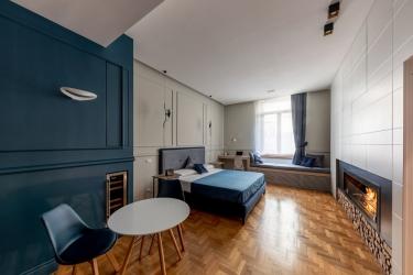 cazare la Blue Inn Luxury Suites