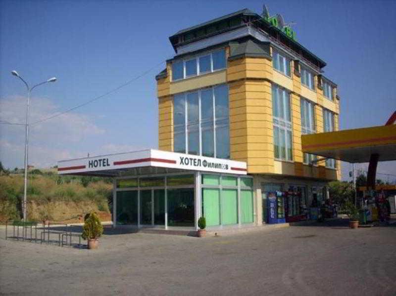 cazare la Hotel Filipov