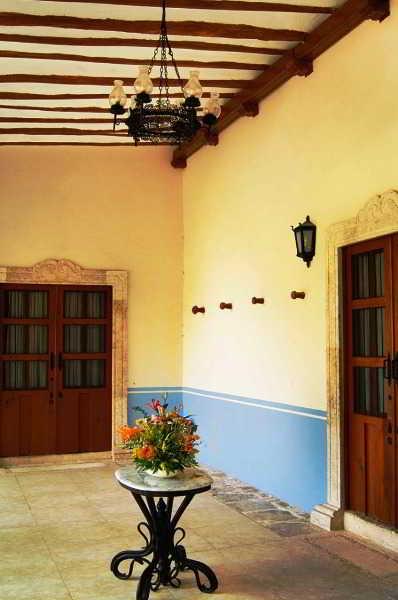 cazare la Hacienda Noc-ac Hotel & Spa