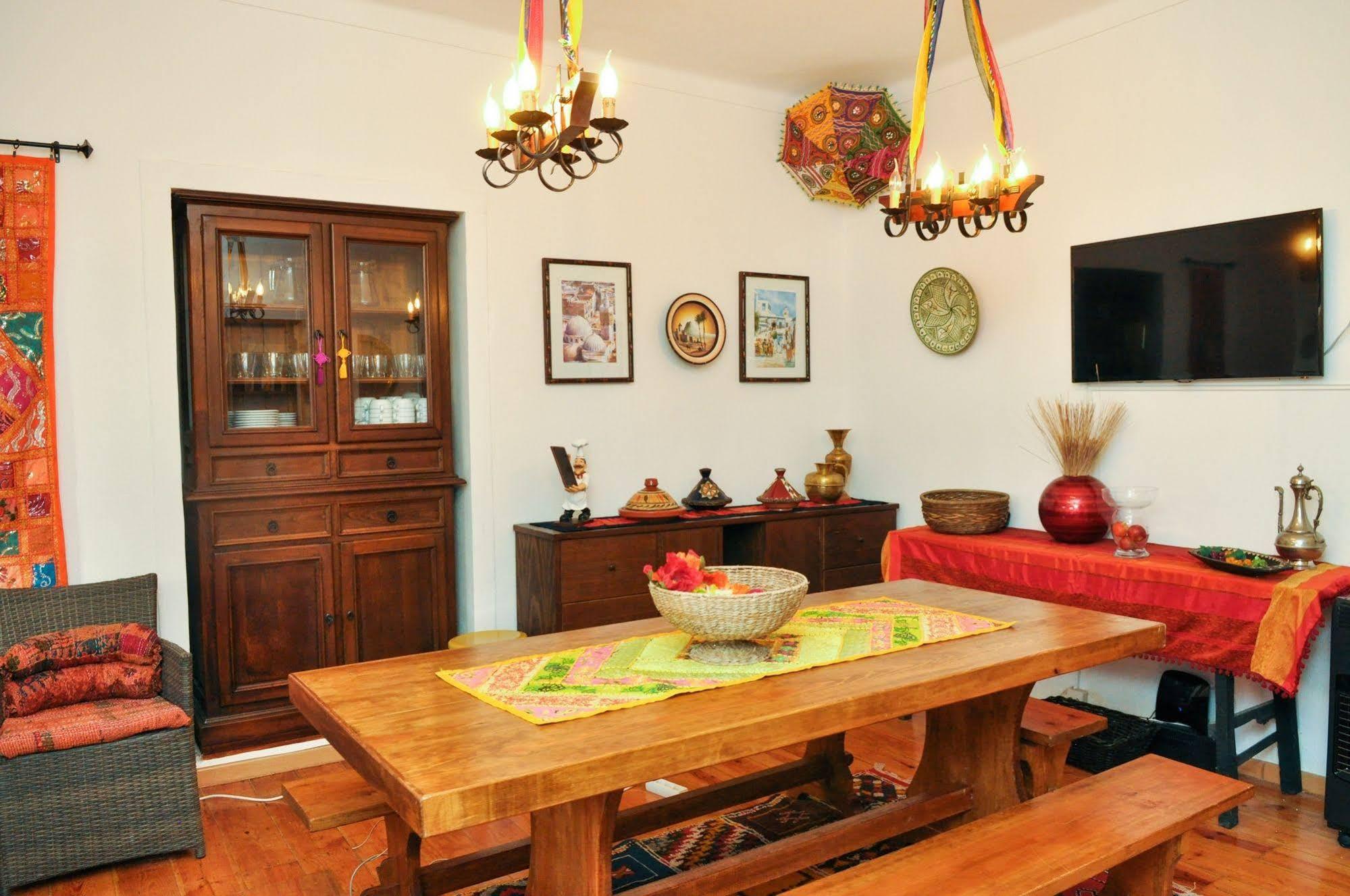 cazare la Alushbuna Residence And Hostel