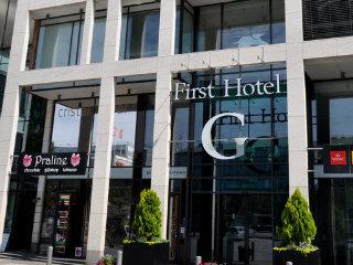 cazare la First Hotel G