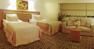 cazare la Emir Royal Hotel