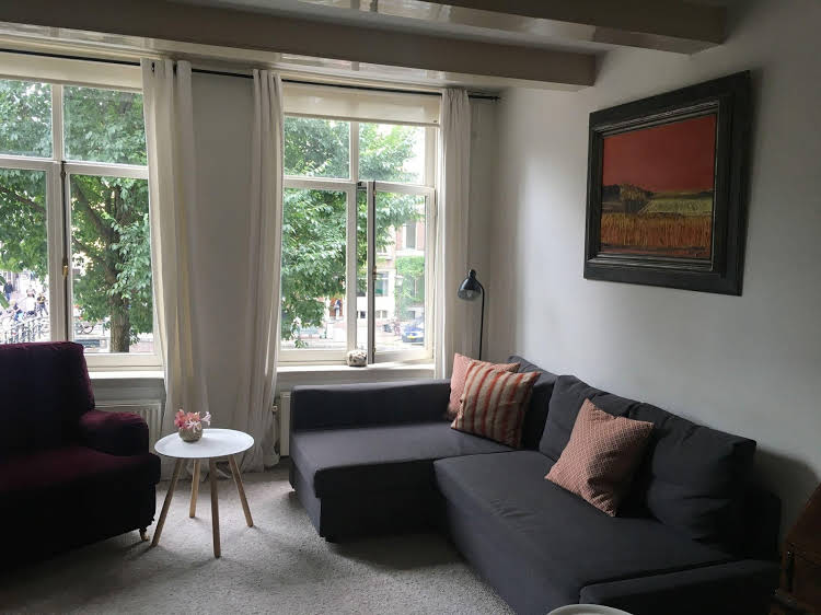 cazare la Herengracht Canal Apartment