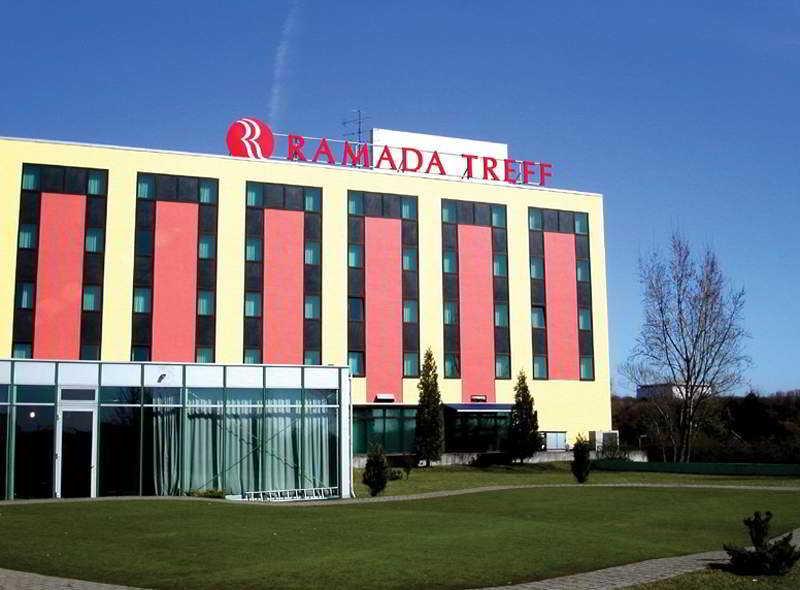 cazare la Ramada Hotel Britannia