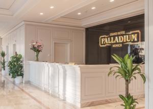 cazare la Grand Hotel Palladium Munich