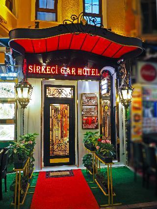 cazare la Sirkeci Gar Hotel