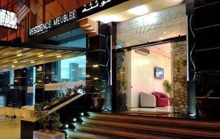 cazare la Apart Hotel Mouna