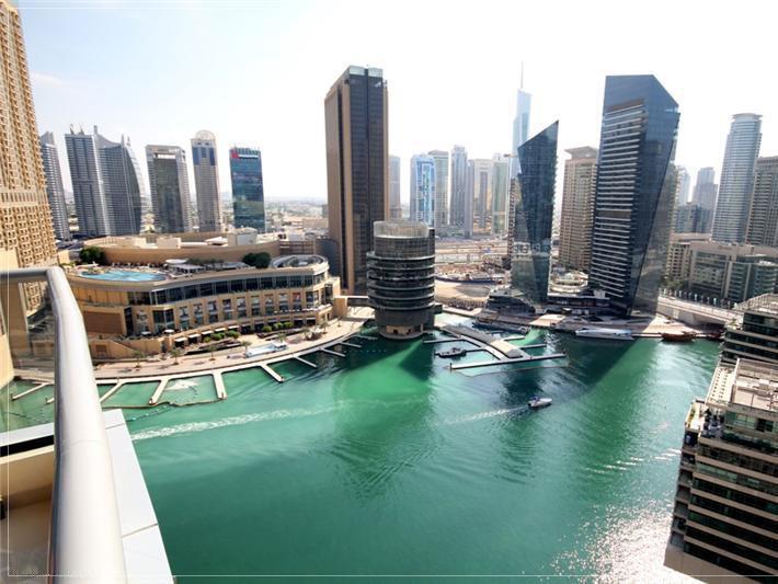 cazare la Dubai Apartments - Marina - Bay Central