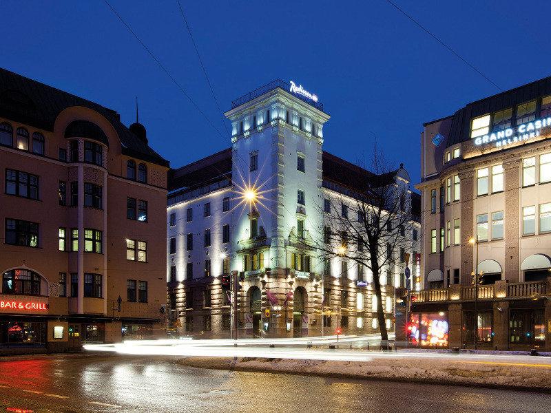 cazare la Radisson Blu Plaza Hotel
