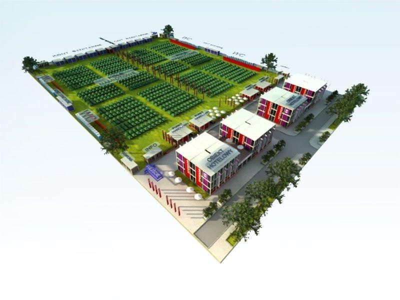 cazare la Hotelioni Module Hotels And Football Camps