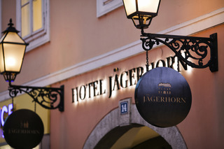 cazare la Hotel Jaegerhorn