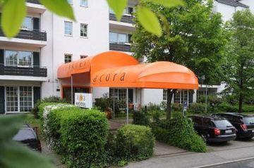 cazare la Acora Hotel Und Wohnen Düsseldorf