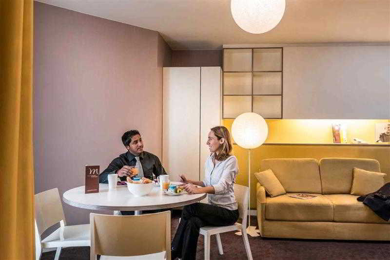 cazare la Apparthotel Paris Boulogne