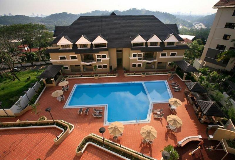 cazare la Nomad Bangsar Residences