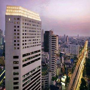 cazare la Crowne Plaza Bangkok Lumpini Park