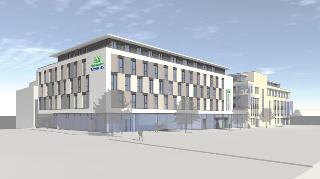 cazare la Holiday Inn Express Waiblingen (18 Km From Stuttgart)